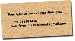 Famiglie Monteveglio-Bologna