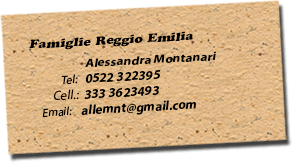 Famiglie Reggio Emilia
